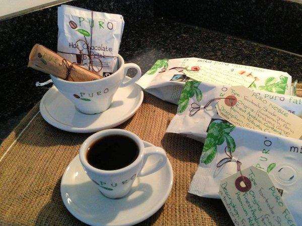 Puro Fairtrade Coffee Tasting Kit