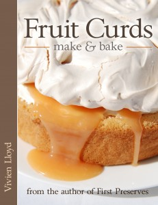 Review & Giveaway: Fruit Curds: Make and Bake - Win a Preserves Workshop with Vivien Lloyd