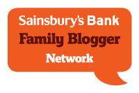 Sainsbury's Bank Family Blogger Network