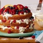 World Baking Day......Cakes Galore and my Vanilla, Strawberry & Rose Victoria Sandwich Cake