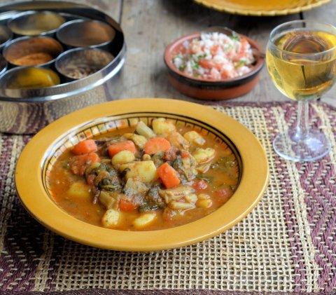 Veggie Curry