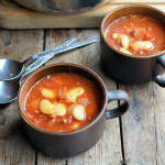 Butterbean and Chorizo Stew