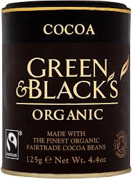 Organic and FairTrade Cocoa