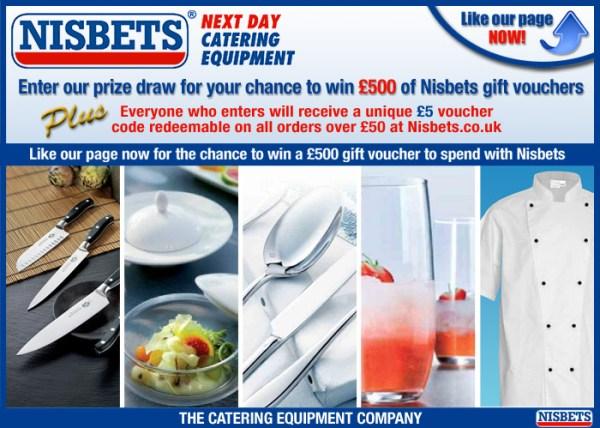 Win £500 Vouchers