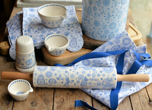 Giveaway: Win one of FOUR Churchill China Penzance Baking Packs (RRP: £78:00)