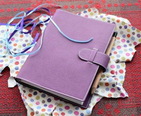 Julie Slater Notebook