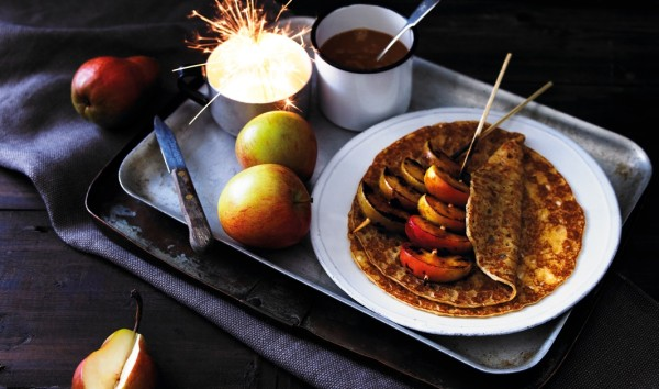 Flipping Fabulous Halloween Recipes and a Giveaway: Win Abra-ca-Debora Dutch Pancakes!