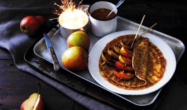 Flipping Fabulous Halloween Recipes and a Giveaway: Win Abra-ca-Debora Dutch Pancakes!