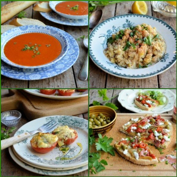 The NEW Cooking with Herbs challenge is open for October: Just cook with HERBS to enter!