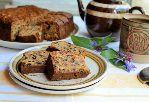 Scottish Fruit and Marmalade Cake
