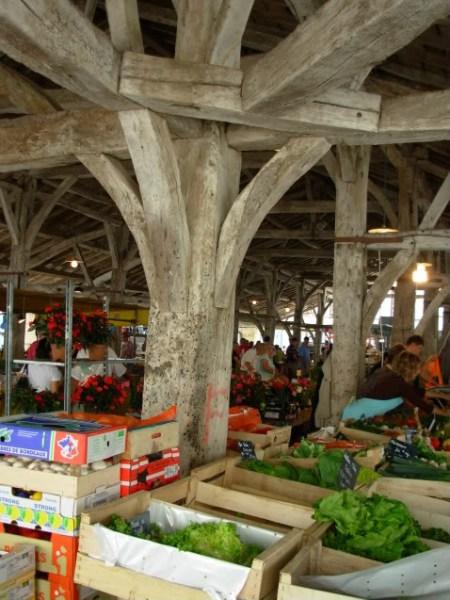 Cozes Market, SW France
