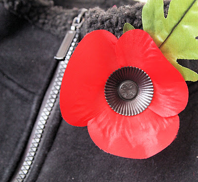 My Poppy is worn with pride