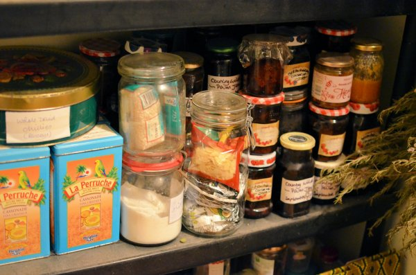 The Lavender and Lovage Pantry
