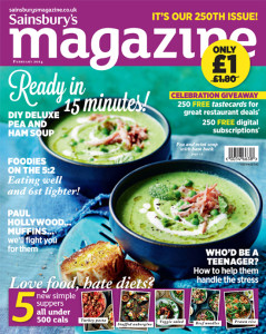 February 2014 Sainsbury's Magazine