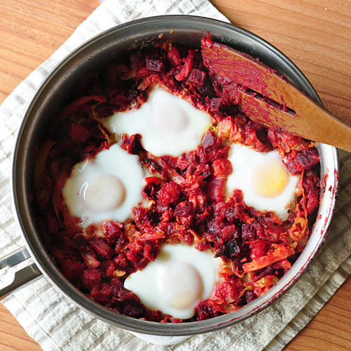 How to Cook Red Flannel Hash