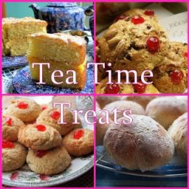 Tea Time Treats Lavender and Lovage
