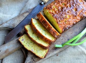 Sunday Baking: A Beautiful Easy Quick Bread Recipe - Zuri's South African Picnic Bread