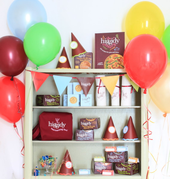 Giveaway: Win a Pie Week Party.....with Higgidy Pies!