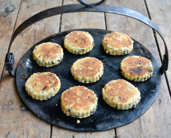 Traditional Welsh Cakes