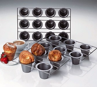 Popover Pans and Popovers