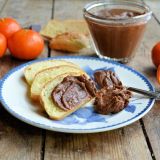 Chocolate Orange Curd