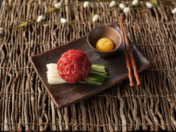 Wasabi and Korean Food