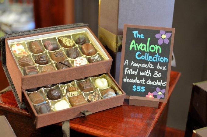 Newfoundland Chocolate Company Chocolate Collection