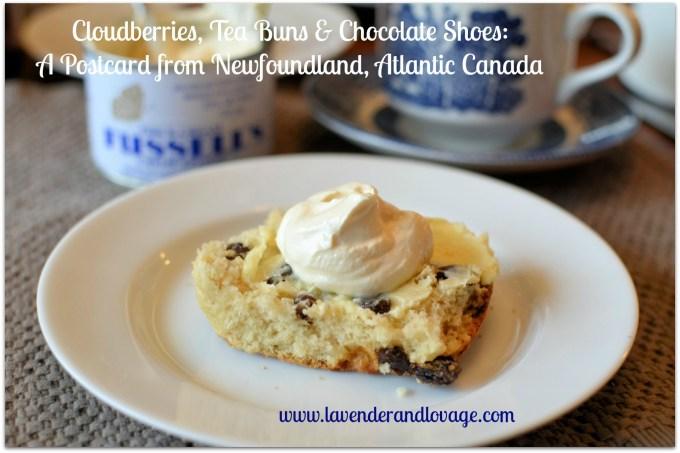 Cloudberries, Tea Buns & Chocolate Shoes: A Postcard from Newfoundland, Atlantic Canada