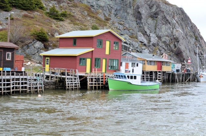 The Gut, Quidi Vidi, Newfoundland
