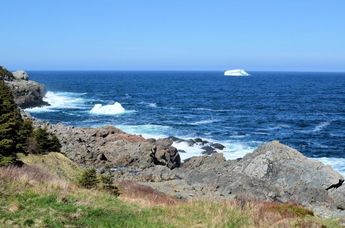 Icebergs of Pouch Cove, NL
