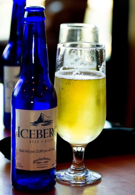 Iceberg Beer Quidi Vidi Brewery