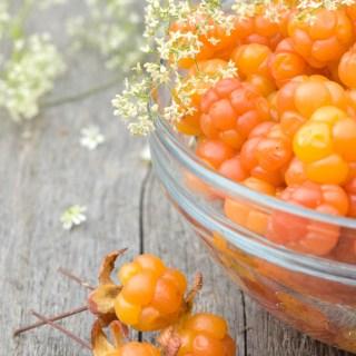 Bakeapples aka Coudberries