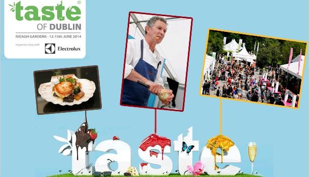 Taste Dublin 2014: Summer Eating, Drinking and Entertainment!