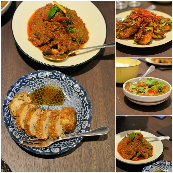 Peranakan Cuisine at Candlenut Kitchen:
