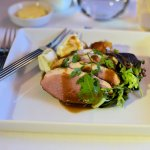 Ku de Ta Last Meal, Changi Airport & Flight Meals etc home (242)
