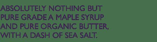 Moose Maple Butter