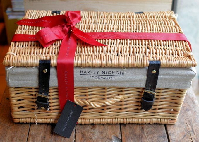 From the Lavender and Lovage Christmas Kitchen: A Luxury Hamper, Puddings, Yule Logs and More.....