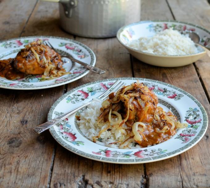 An Indian Recipe
