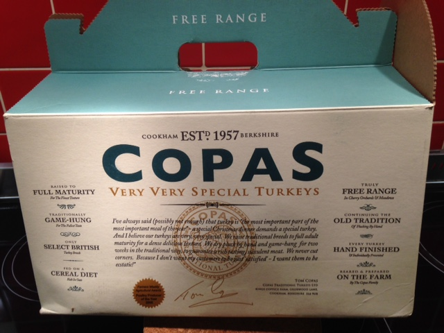 Copas Turkey