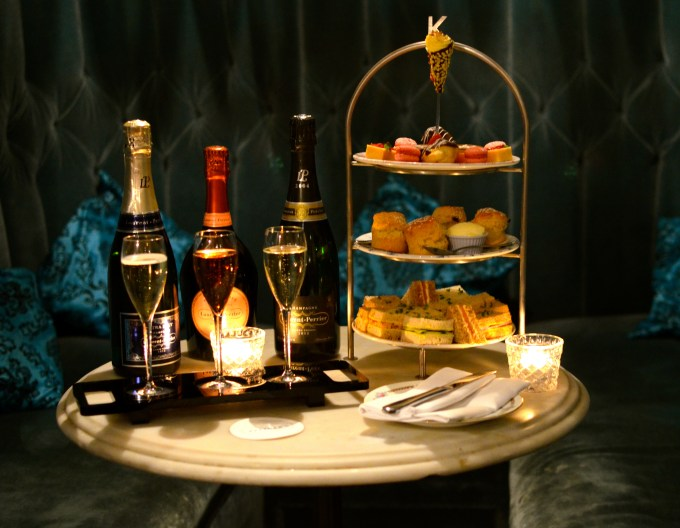 Kettner's Champagne Afternoon Tea