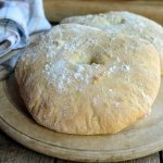 A Northumberland Cottage Kitchen Recipe: Stotty Cake (Stottie Cake)