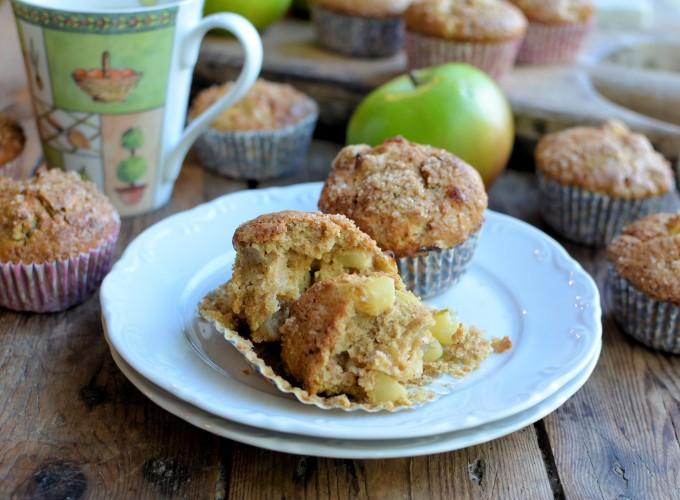 Apple Pie Muffins