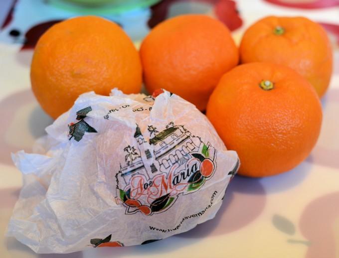 Ave Maria Oranges