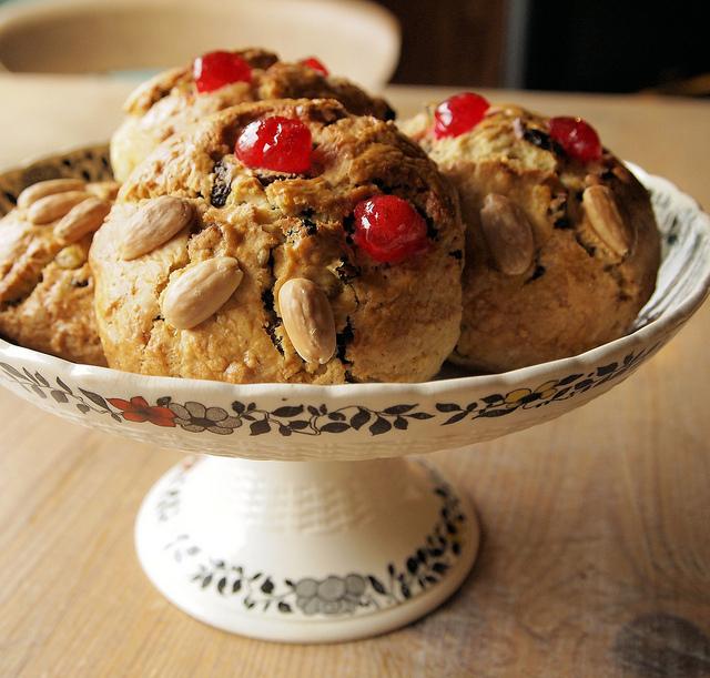Betty's Fat Rascals Recipe