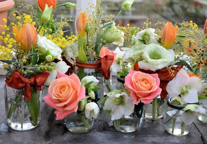"Flowers, Birthdays & Making Merry! Seville Orange ""Merry"" Marmalade"