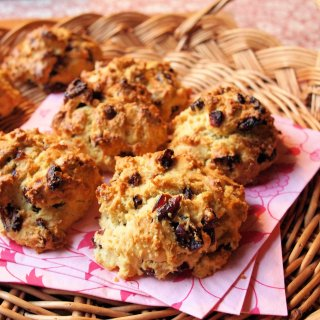 Giving up Sugar for a Week with #SweetSmart: Oat, Berry & Orange Rock Cakes