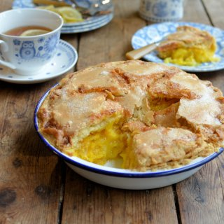 East Coast USA Revisited: Shaker Lemon Pie Recipe
