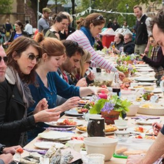 Giveaway: Win 2 X return First Great Western train tickets to Bristol Food Connections Festival