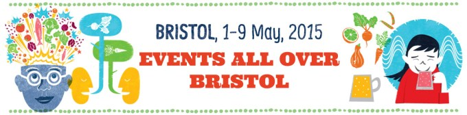 The prize draw is to win two standard, return First Great Western train tickets to the Bristol Food Connections festival, between 1-9th May.