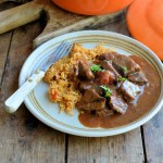 Provence Beef Casserole